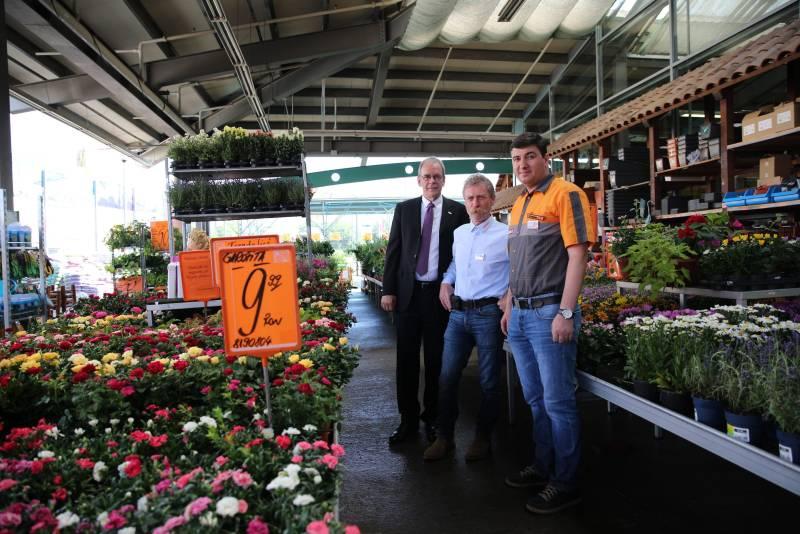 Grupul Hornbach a început anul în forță. Afaceri mai mari cu peste 7% în primul trimestru