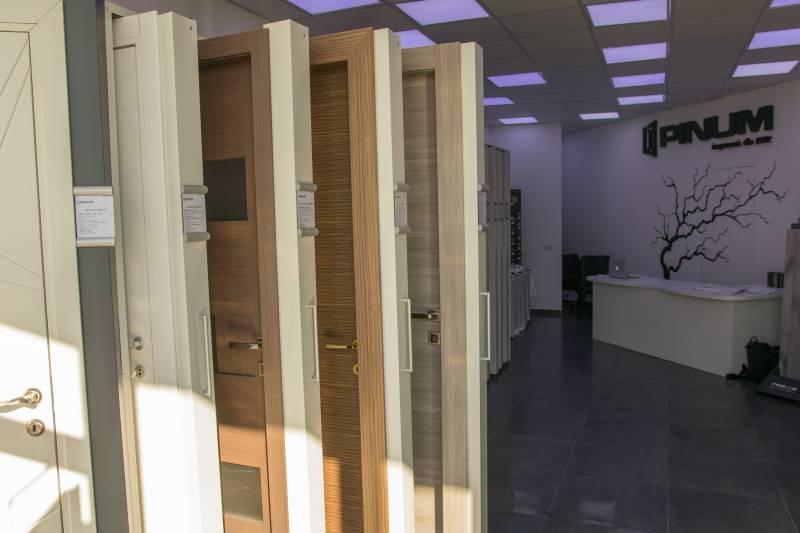 Un nou showroom Pinum, inaugurat la Iași