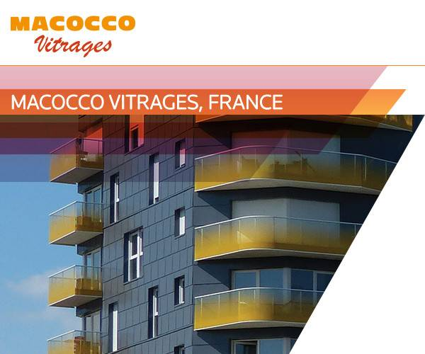 Macocco SA Glass, France, Celebrates Over 1200 Digital Glass Print Projects  Created with Dip-Tech Technology