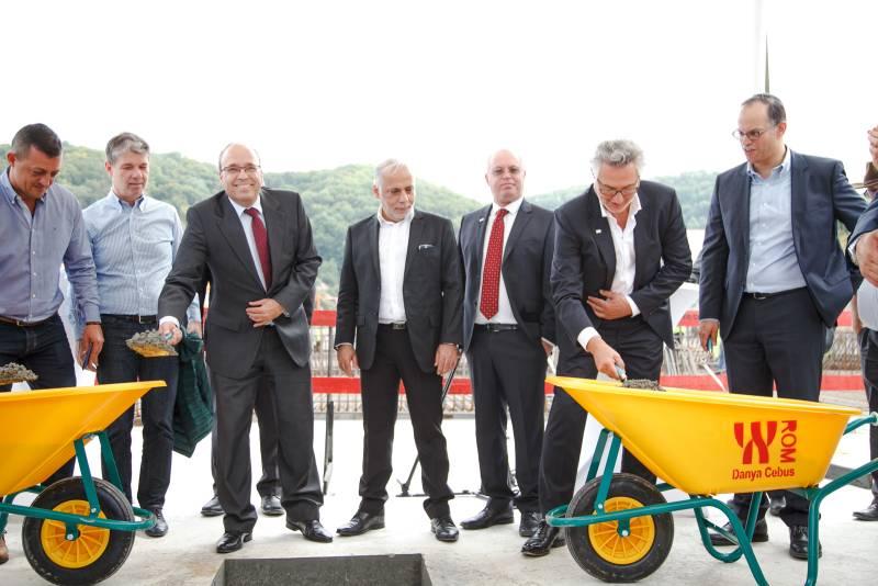 AFI Europe a pus piatra de temelie a celui de-al treilea centru comercial al companiei în România