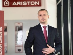 Catalin Draguleanu Country Manager Ariston Thermo Romania