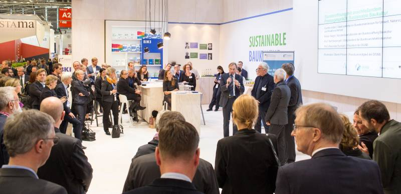 Expo Real 2017: Die Immobilienwirtschaft und ihre Rolle bei Klimaschutz und Baukultur