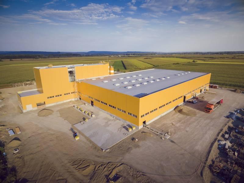 Elis Pavaje incepe productia in cea de-a treia fabrica, din nordul Moldovei