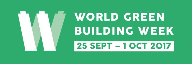 World Green Building Week: Flagge zeigen für mehr Nachhaltigkeit
