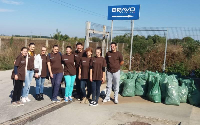 BRAVO EUROPA susține de peste 10 ani societatea și nevoile acesteia prin intermediul proiectelor de responsabilitate socială