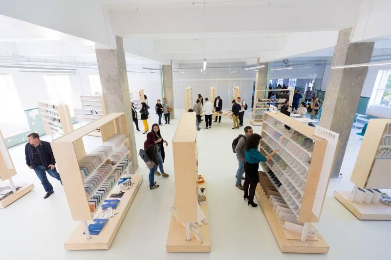 De acum profesioniștii în design și construcții pot folosi prima bibliotecă de materiale din Europa de Sud-Est – MATER –