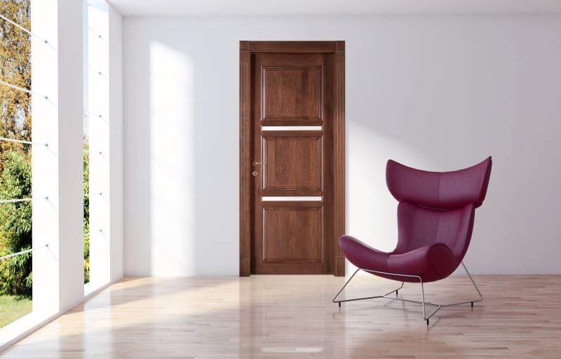 Linia Platinum, o nouă colecție premium de uși din lemn masiv,  completează portofoliul Pinum