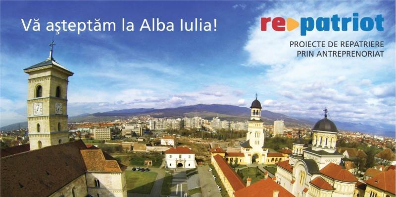 RePatriot prezintă la Alba Iulia, de Ziua Națională, proiectele speciale dedicate Anului Centenar