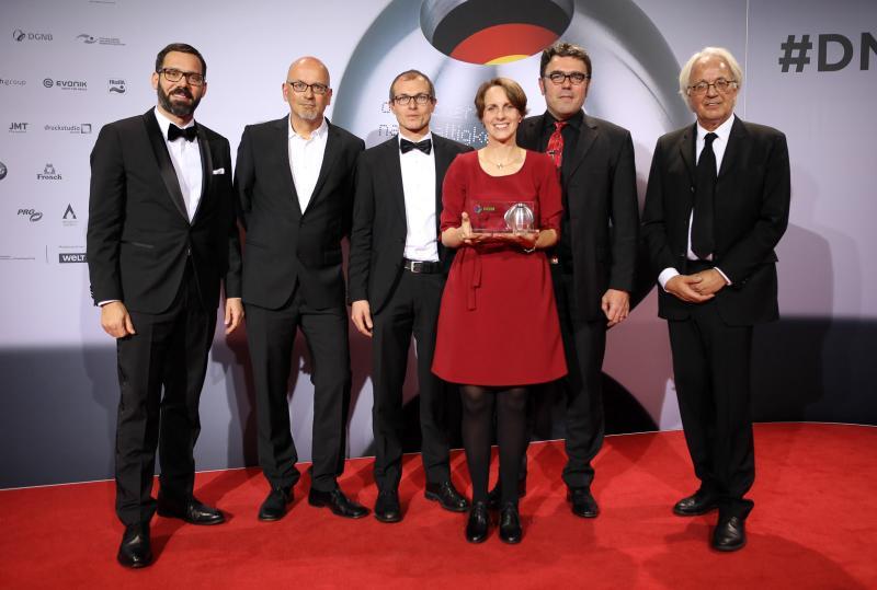 """DGNB Preis """"Nachhaltiges Bauen"""" geht an wagnisART in München"""