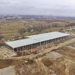 Stadiu lucrari Network Industrial Park