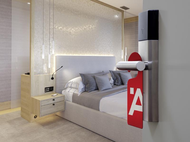 Häfele: o cameră, o suprafață, un singur stil pentru industria hotelieră