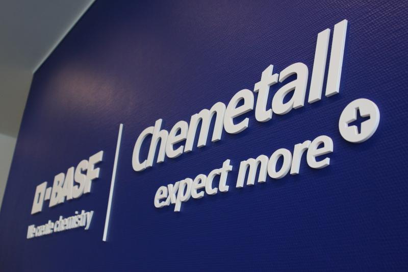 Chemetall® devine noul brand global al BASF pentru tehnologii ingenioase de tratare a suprafețelor