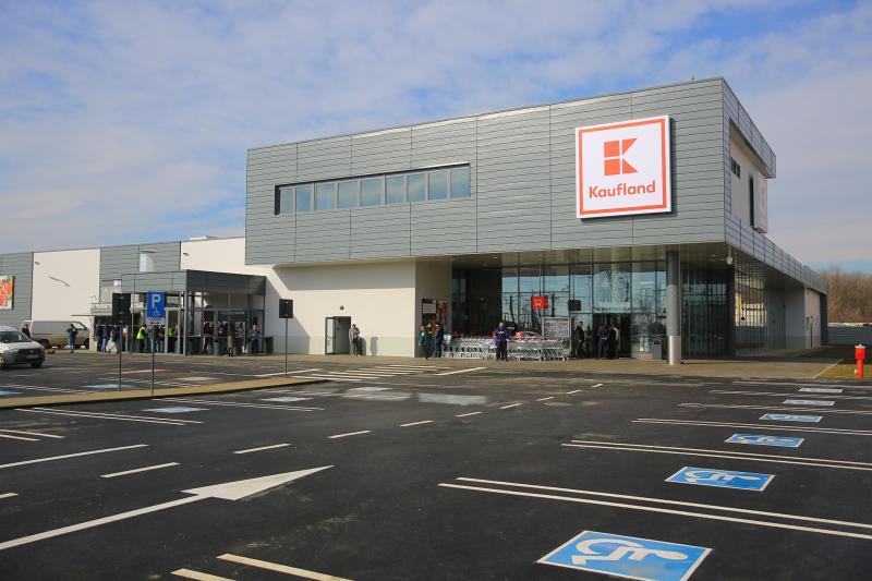 Kaufland continuă expansiunea și deschide cel de-al 118-lea magazin al rețelei în Buzău
