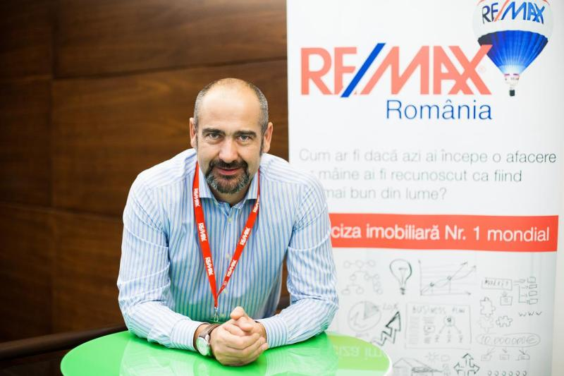 Afacerile RE/MAX România au crescut cu aproximativ 30% în 2017, la 2 milioane de euro
