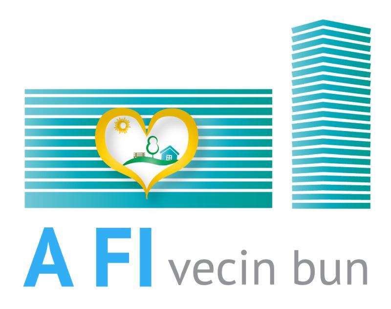 """Top 5 proiecte finaliste în fondul pentru comunitate """"A FI vecin bun"""""""