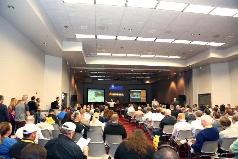CONCRETE INDUSTRY MANAGEMENT PROGRAM HOLDS  RECORD-BREAKING AUCTION AT 2018 WORLD OF CONCRETE
