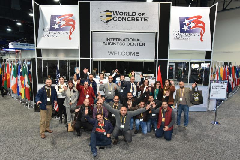 World of Concrete Hits 9-Year High