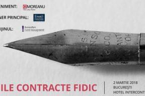 Noile Contracte FIDIC