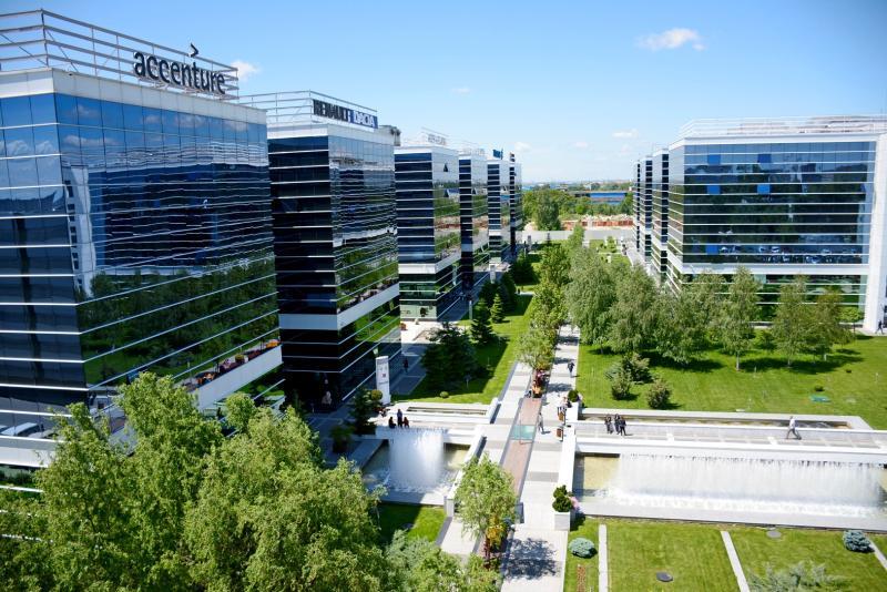 West Gate extinde birourile  Societe Generale European Business Services  și ajunge la 17.000 mp închiriați companiei franceze