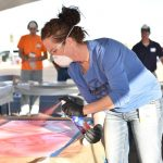 WOC Education-Hands-on-Stenciling