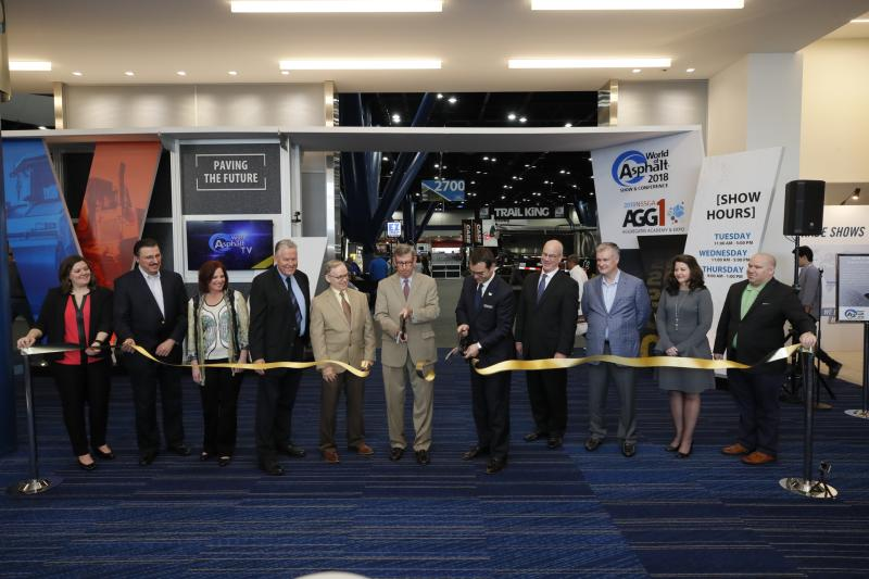 Everything Is Bigger in Texas, Including The Record-Breaking World of Asphalt Show & Conference and the AGG1 Academy & Expo