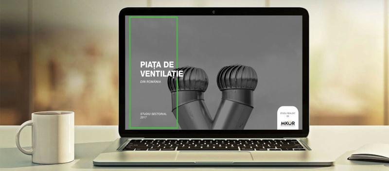 Piaţa sistemelor de ventilaţie va creşte, în medie, cu 15% până în 2020