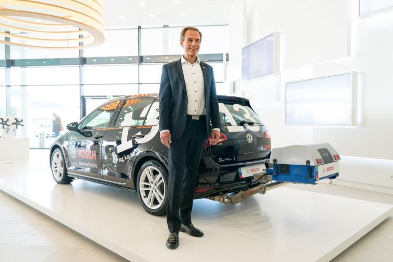 Bosch este deschizător de drumuri în domeniul mobilității și protecției mediului. Performanțe record în afaceri în 2017
