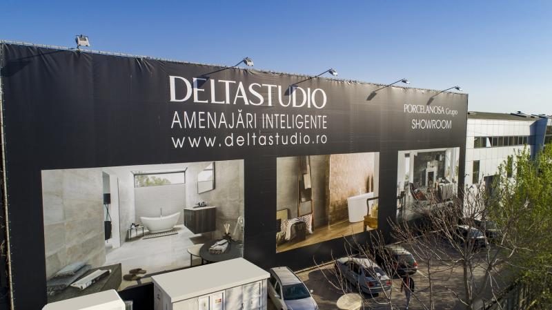 Grupul spaniol Porcelanosa a deschis un showroom in Romania in parteneriat cu Delta Studio, in urma unei investitii de aproximativ o jumatate de milion de euro