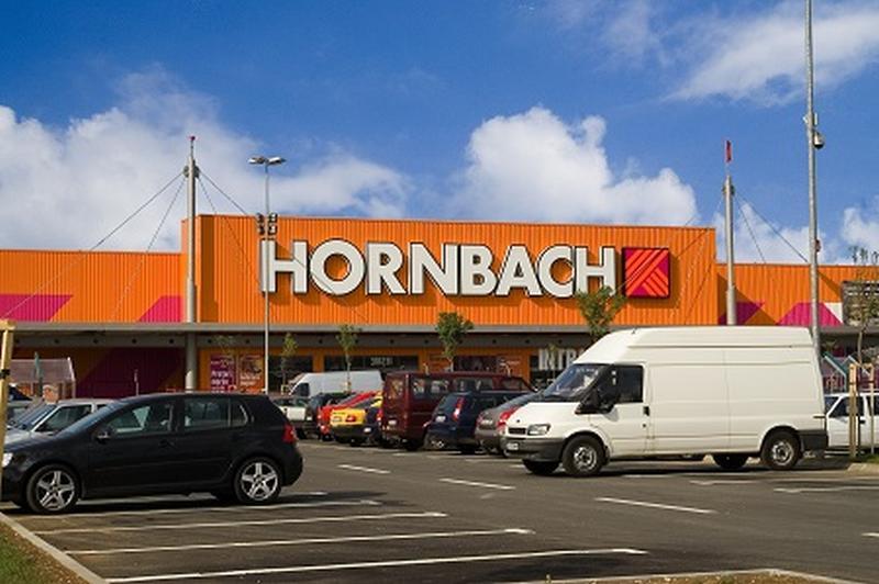 Cifra de afaceri netă a Grupului HORNBACH,  mult peste 4 miliarde de euro
