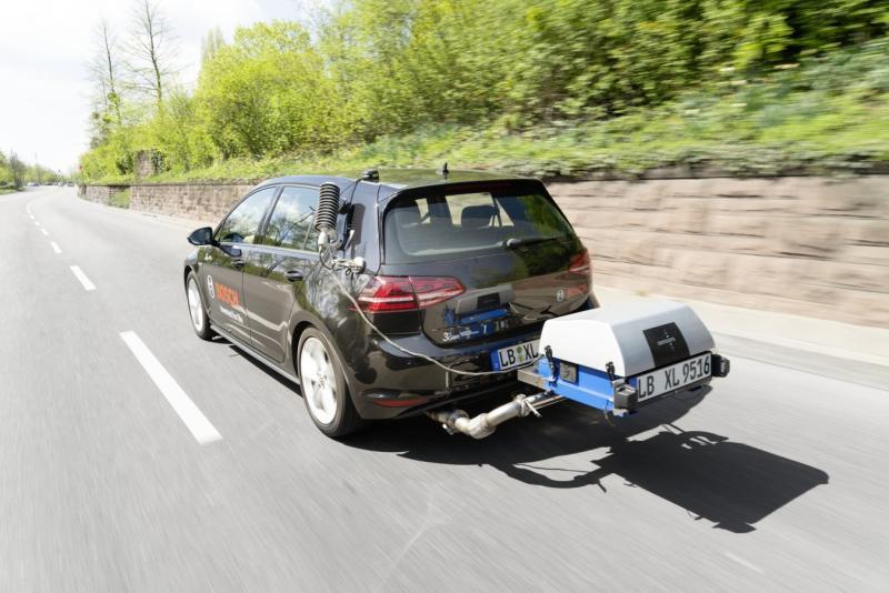Inovaţie revoluţionară: noua tehnologie diesel Bosch oferă soluții pentru problema oxizilor de azot