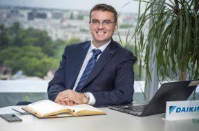 (2) Daniel Vasile, Managing Director Daikin România