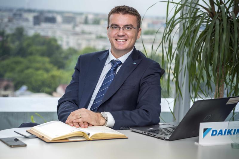 Daikin România: afaceri în creștere și consolidarea poziției de lider al pieței HVAC, în anul financiar recent încheiat