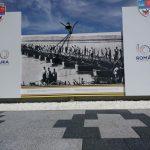 Bulevardul Unirii Buzau_Pavaj premium Umbra gri deschis si antracit_Romania 100_Elis Pavaje