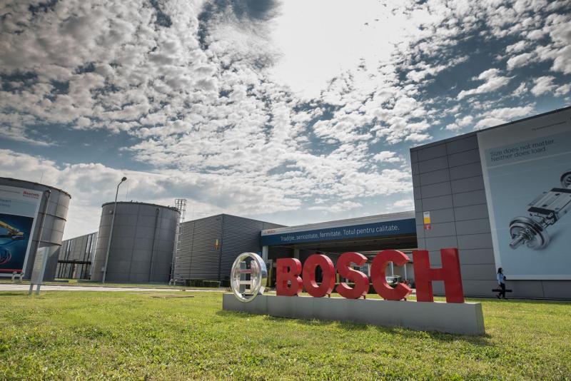 Conferința anuală de presă 2018, București Bosch înregistrează o creștere puternică în România