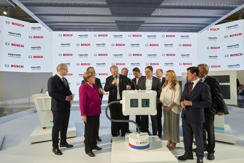 Bosch face fabricile inteligente, eficiente și flexibile