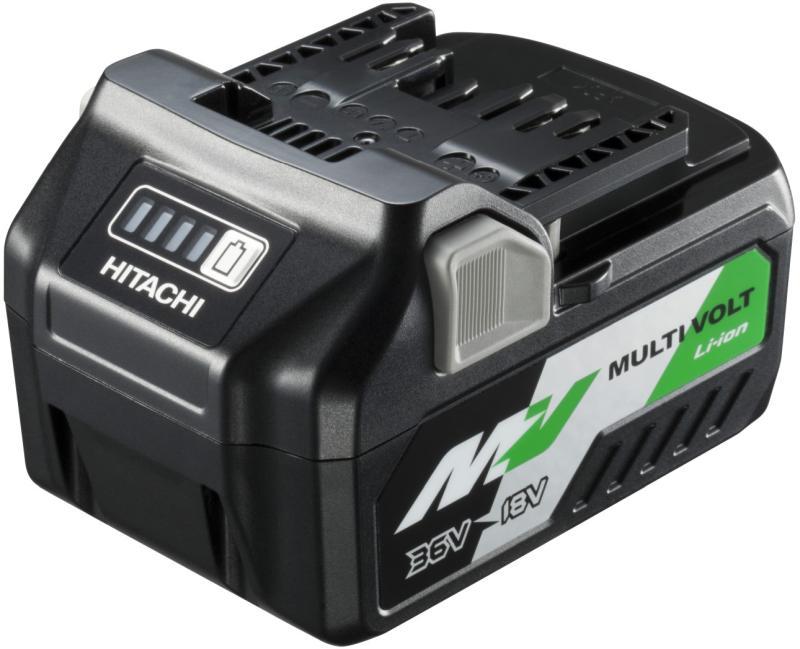 Performanță și flexibilitate cu noua generație de baterii Multi-Volt de la HITACHI / HiKOKI.