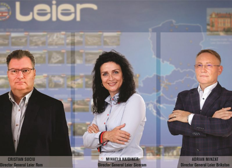 Foto Directori Generali Leier Romania